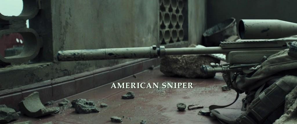 American Sniper Title Card