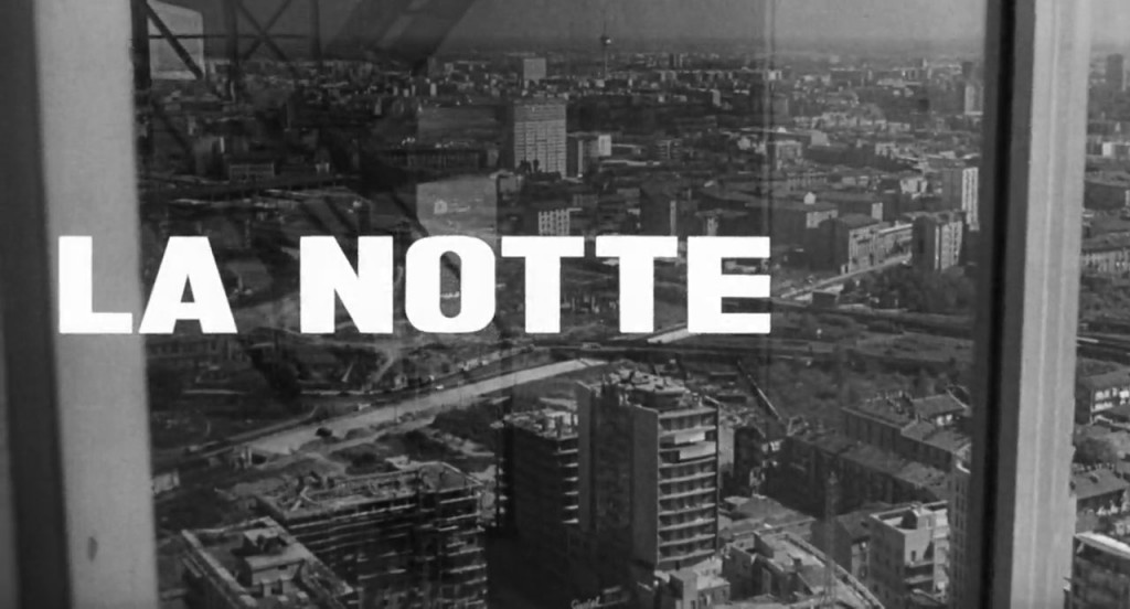 La Nottle Title Card