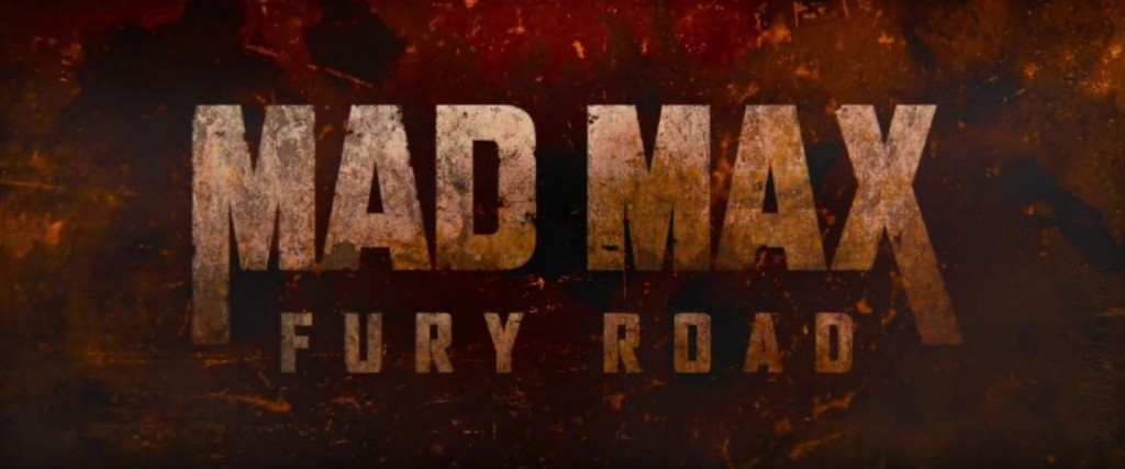Mad Max Title Card
