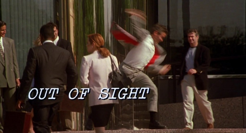Out of Sight Title Card