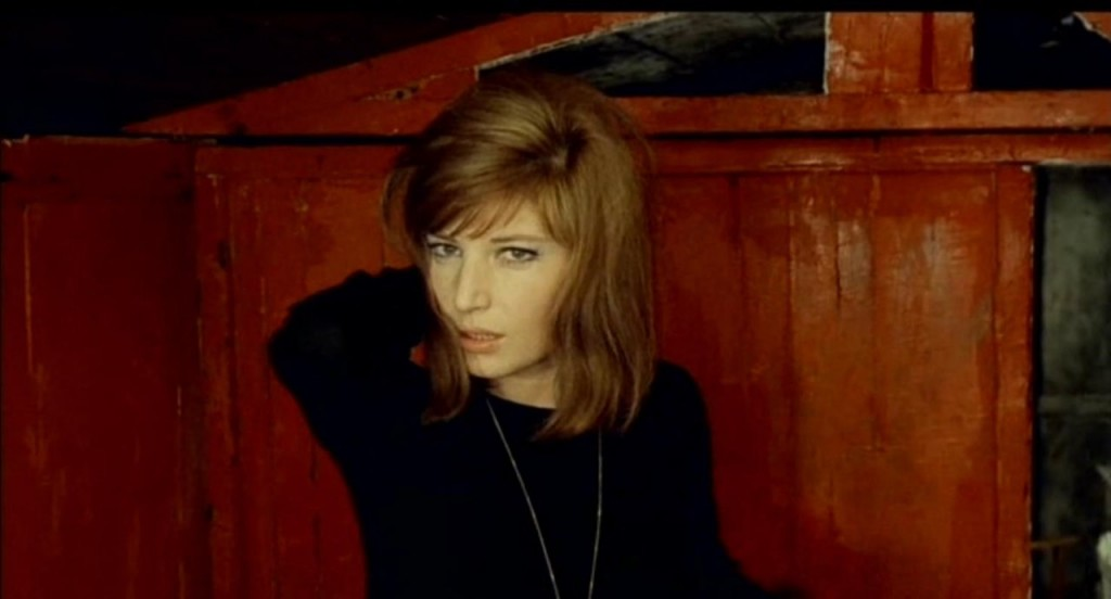 Red Desert Monica Vitti Still