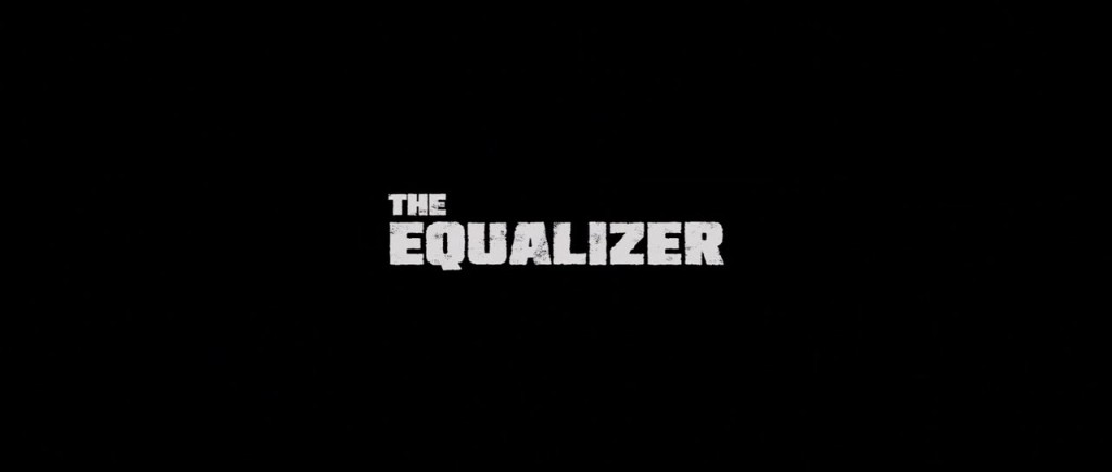 The Equalizer Title Card