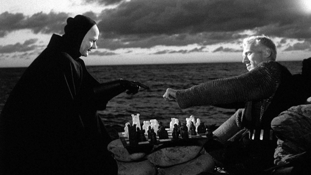 The Seventh Seal Still