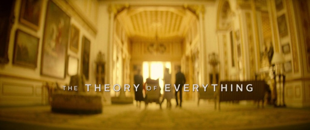 The Theory of Everything Title Card