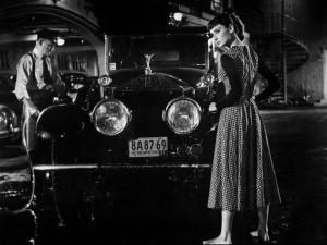 Sabrina 1954 Still