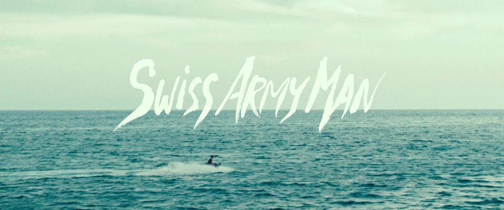 Swiss Army Man Title Card