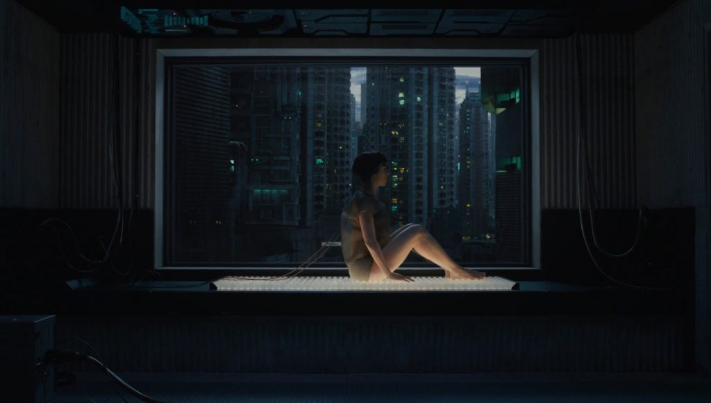 Ghost in the Shell (2017) Still