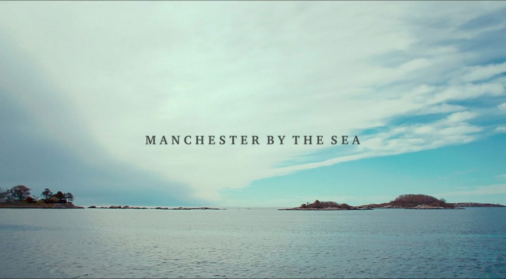Manchester by the Sea Title Card
