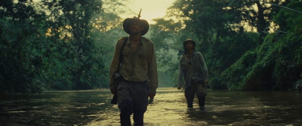 The Lost City of Z Still