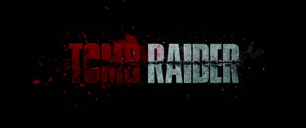 Tomb Raider 2018 Title Card