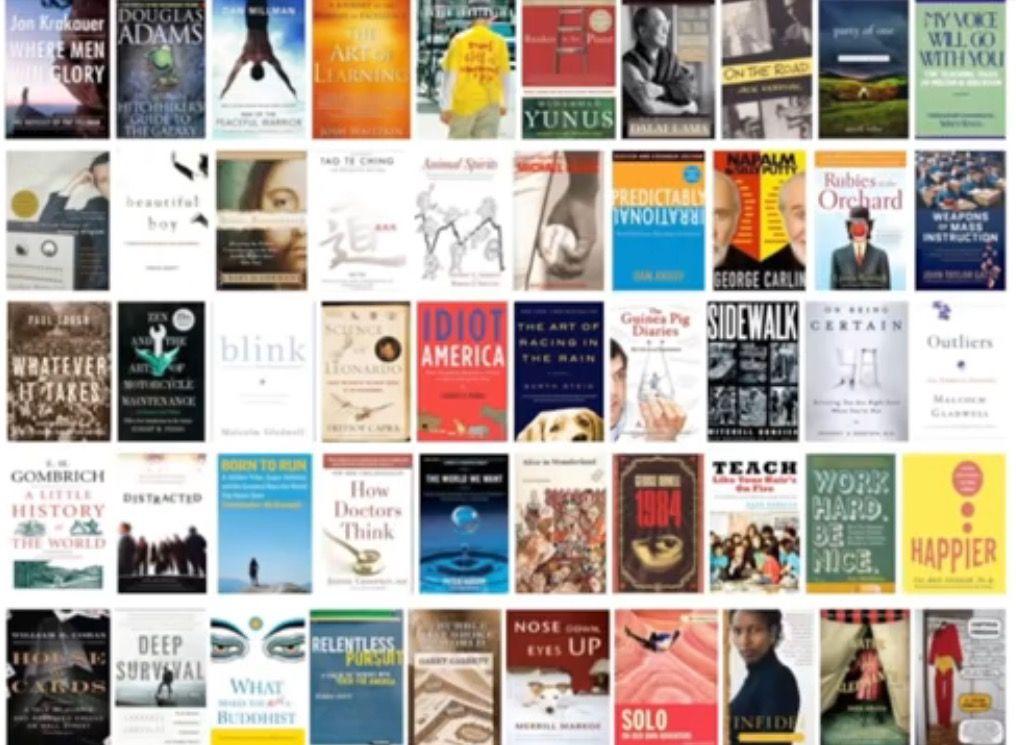 Stephen Duneier's 50 Books 2