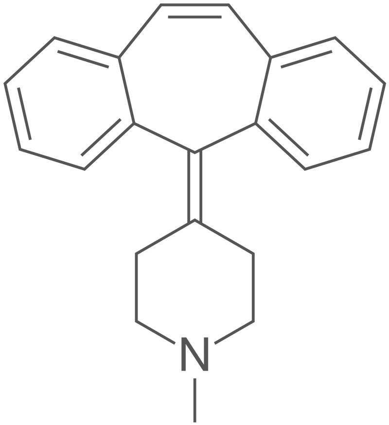 Early to Bed, Late to Rise: The Magic of Cyproheptadine 1