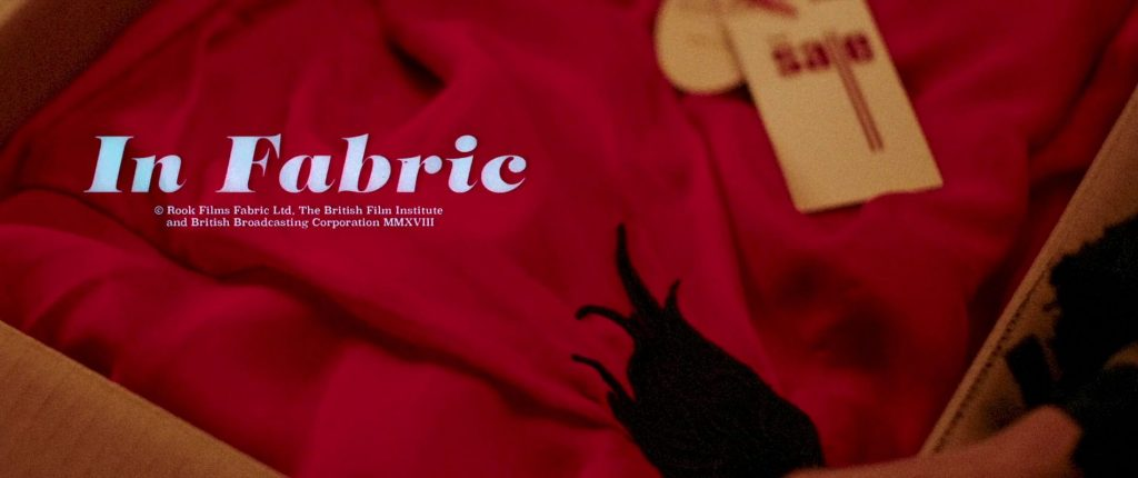 In Fabric Title Card