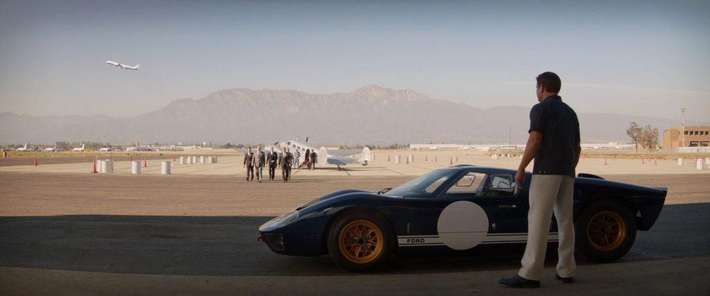 Ford v Ferrari Movie Still