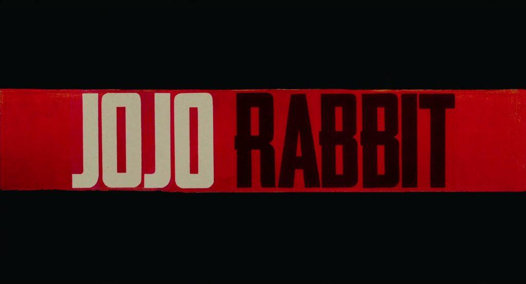 Jojo Rabbit Movie Title Card