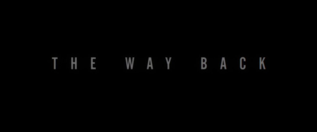 The Way Back 3