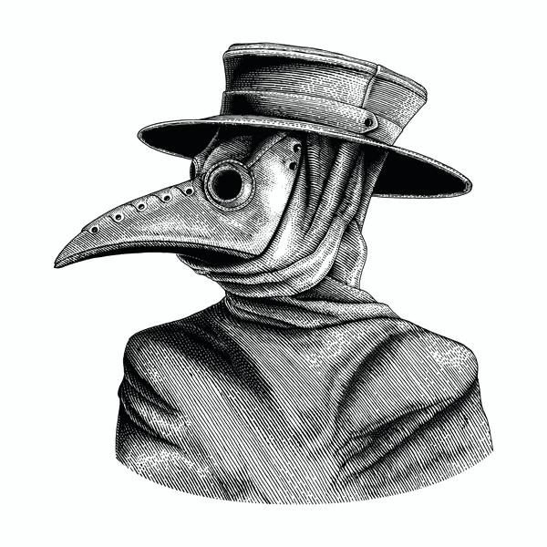 Coronavirus   Medieval Plague Doctor