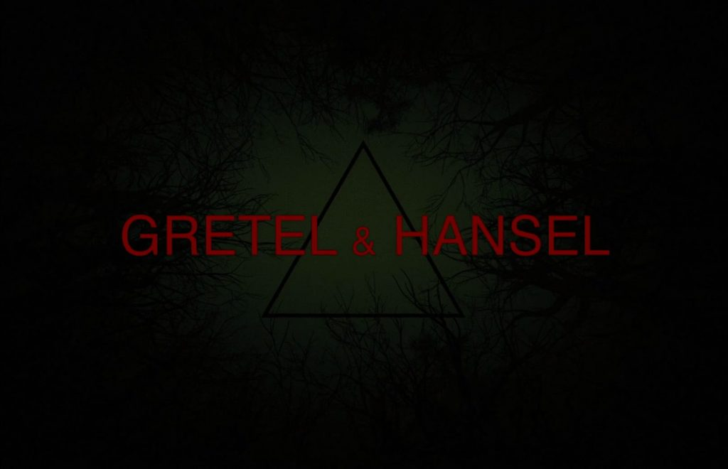 Gretel & Hansel Title Card