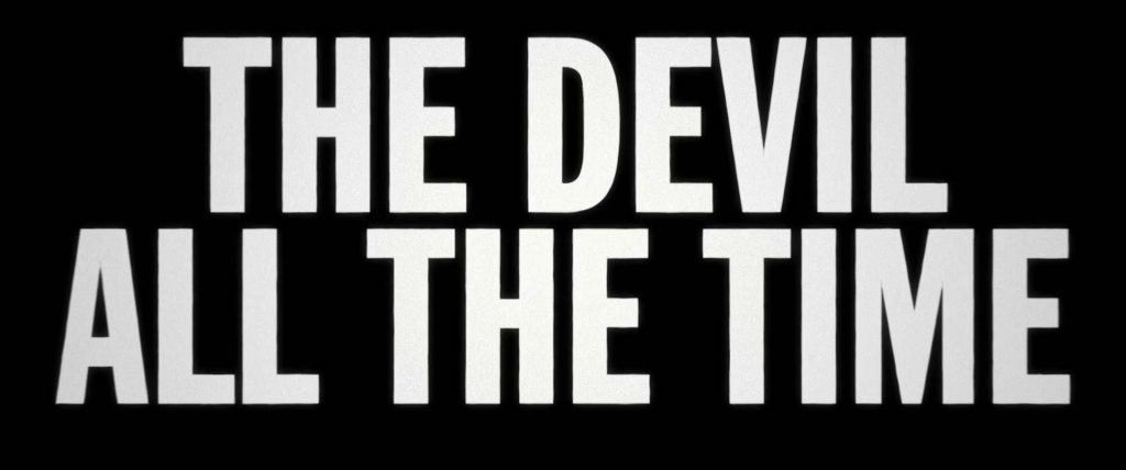 The Devil All The Time Title Card